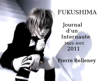 Pierre Belleney, Fukushima, Editions de l'Obsidienne, 2011